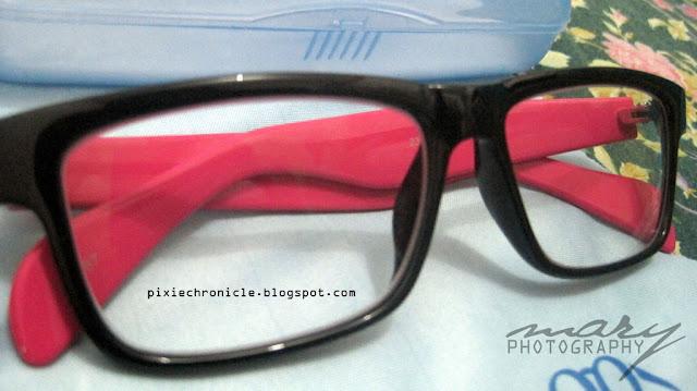 Firmoo Eyeglasses - Computer Glasses - Black, Rose Glasses