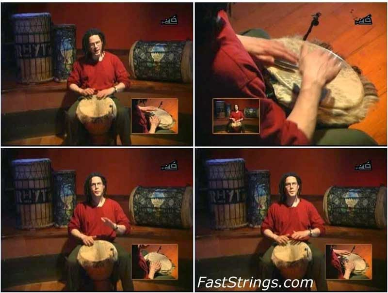 Jeremy Williams - Remembering How to Drum: Djembe Technique