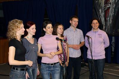 Νεολαία από την Trnva γεμίζει  την αίθουσα με τραγούδι!