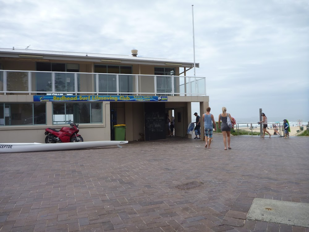 The cafe at the Redhead SLSC -33.013855, 151.719574
