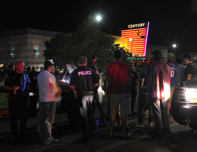 Mass Shooting at Colo. Movie Theater, 14 People Dead