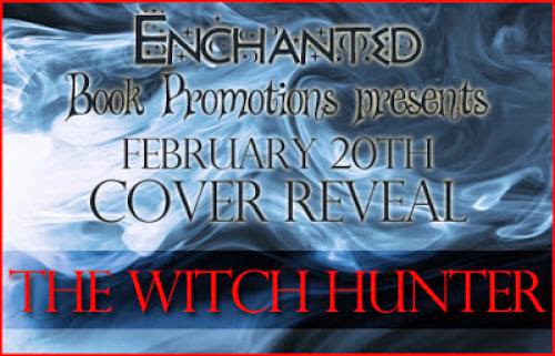 Cover Reveal The Witch Hunter