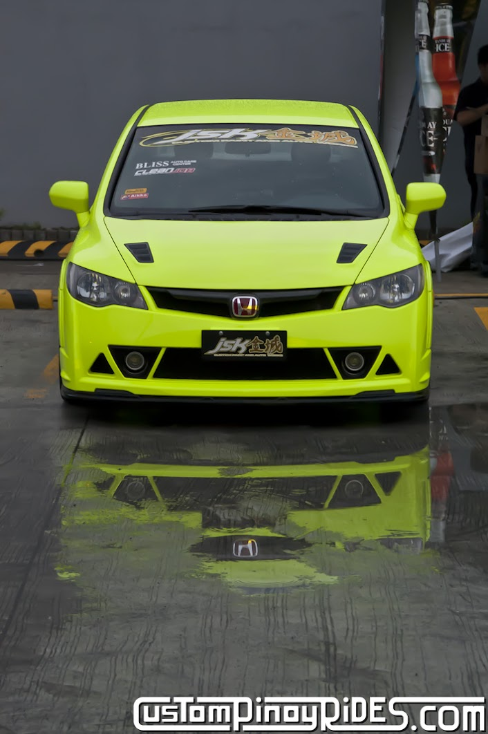 Honda Civic FD Twins by JSK Custom Paint and Auto Works Custom Pinoy Rides Car Photography pic4