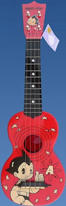 Greco Astro Boy Plastic Soprano at Lardy's Ukulele Database