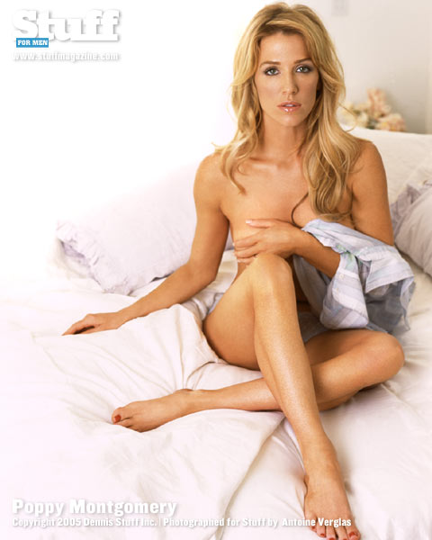 Wake Up with Poppy Montgomery:pretty
