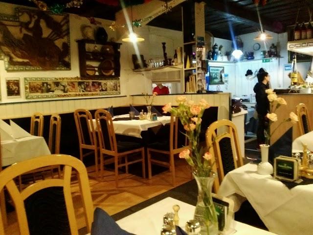 Restaurant El Greco griechisches Restaurant