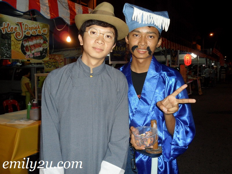 mooncake festival Ipoh