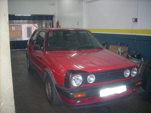 Golf mk2 GTI 1.8 112cv 8v de 1.990 en perfecto estado