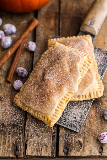 pumpkin pie recipe pop tarts