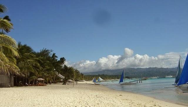 Férias em Boracay