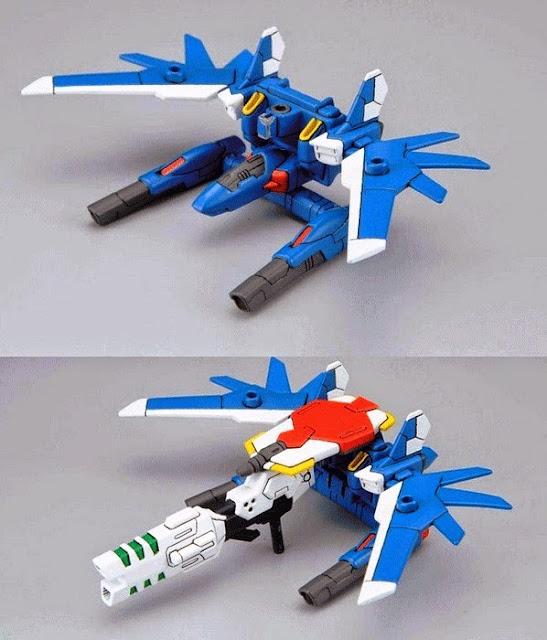 Build Strike Gundam Full Package BB-388 SD dễ dàng lắp ráp và mang theo trong giỏ