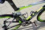 Team Southeast-Venezuela Wilier Triestina Cento1 Air Complete Bike at twohubs.com