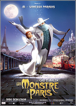 A Monster in Paris  BRRip AVi (2012)