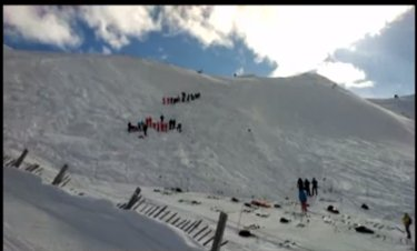 Avalanche Haute Maurienne, secteur Termignon, Le Grand Coin - Photo 1
