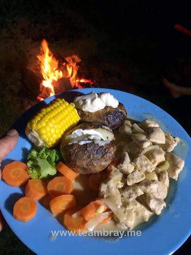 TeamBray Dinner