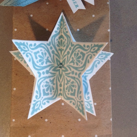 Stampin up Bright & Beautiful