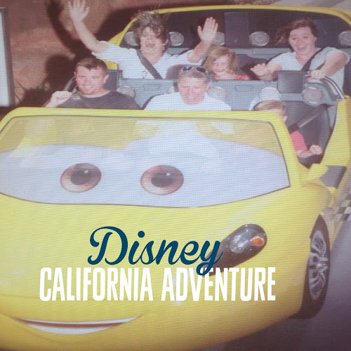 Disney California adventure trip tips