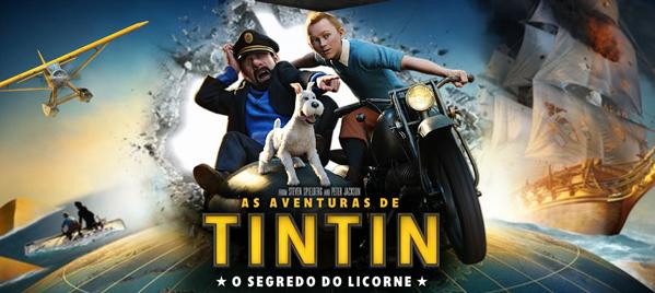 As Aventuras de Tintin: O Segredo do Licorne