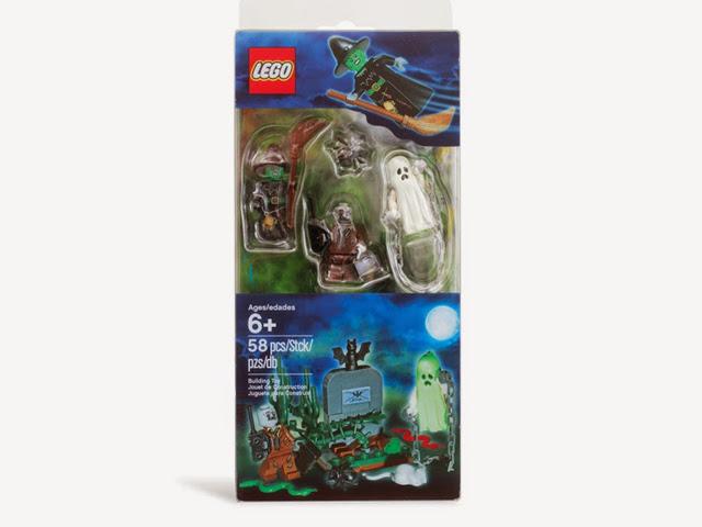 850487 レゴ ミニフィグ ハロウィーンアクセサリセット