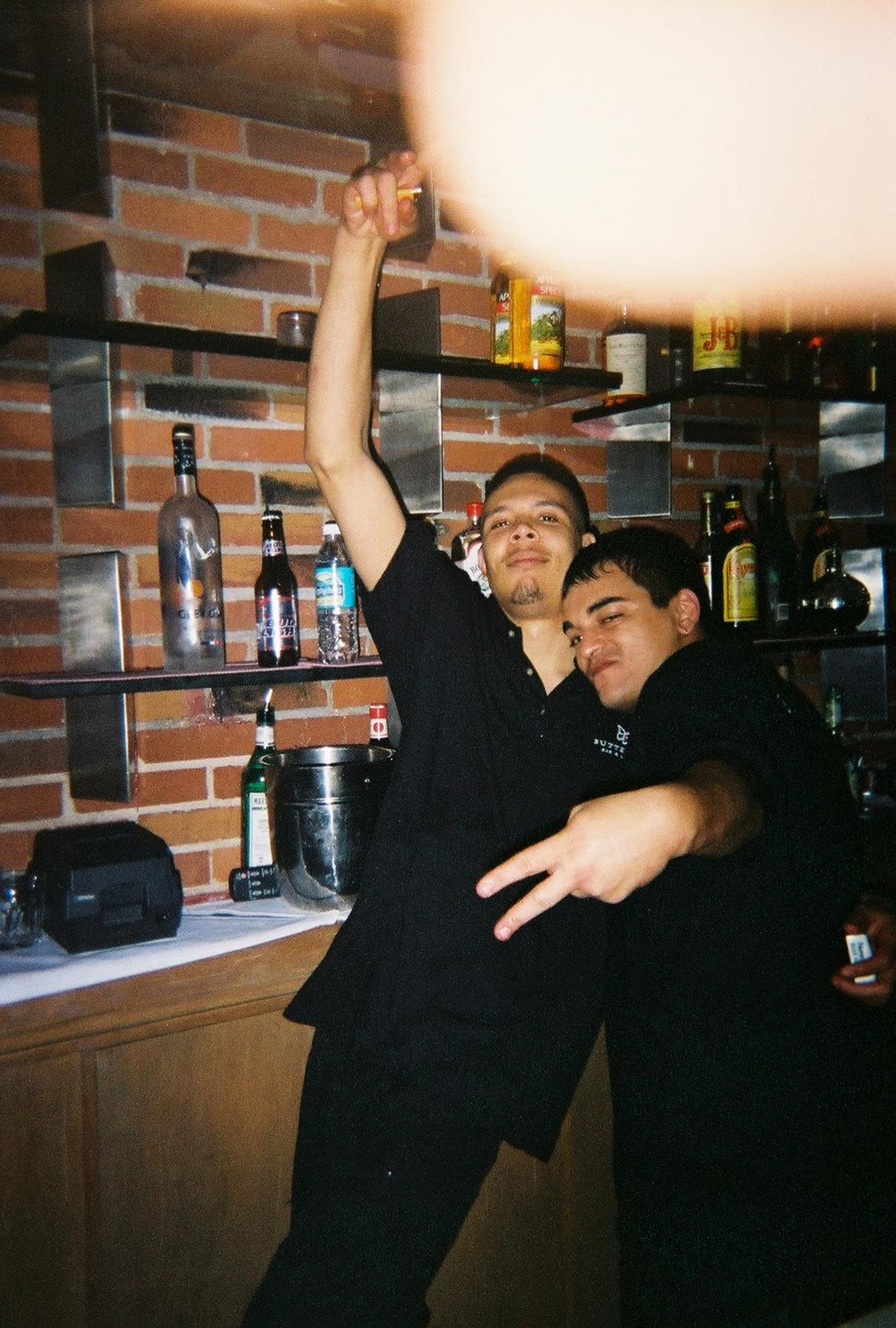 Should bartenders be held responsible for the behavior of their patrons?