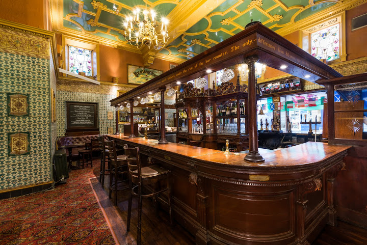 Pubs of Edinburgh and Glasgow: Kenilworth