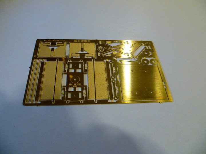"""Baubericht H0e """"Gable Bottom Dump Car´s"""" von ARU (Hersteller aus Japan) Testbau%252520001"""