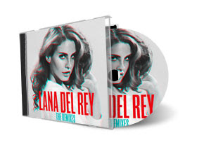 Lana Del Rey – The Remixes