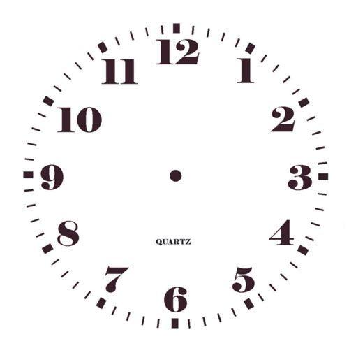 Часы с римскими цифрами картинки 7