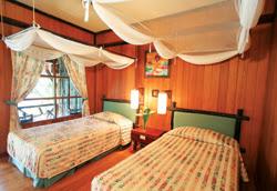 ห้อง Superior SeaView ที่พักเกาะช้าง ที่ โรงแรมบ้านปู หาดทรายขาว