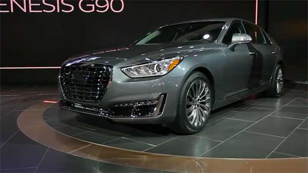 The New 2017 Hyundai Genesis Coupe For Upscale Model