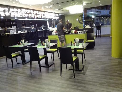 WU Sushi & Bento Bar, Georg Pirmoser-Straße 3, 6330 Kufstein, Österreich, Sushi Restaurant, state Tirol
