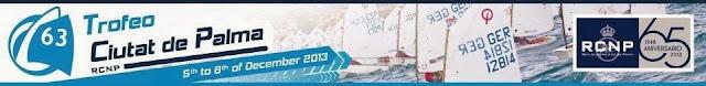 Voile Optimist régate compétition  63_Troféo RCNP Palma_de_mallorque decembre_2013
