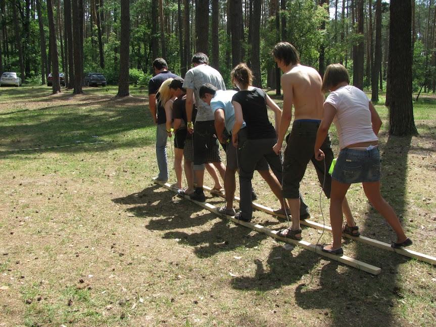 Тренинг в Пуще-Водица, июнь 2010