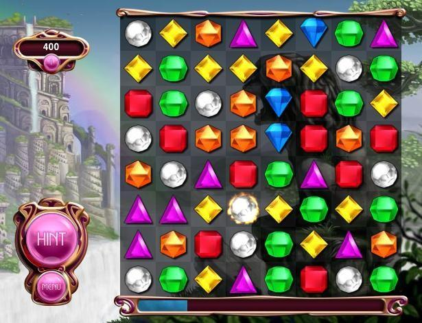 Bejeweled on HTML5