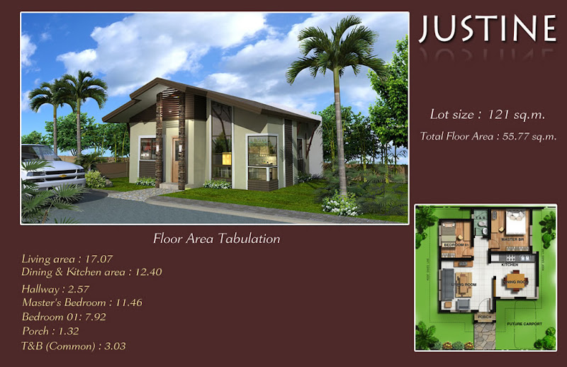 Twin Palms Residences - Justine House Model