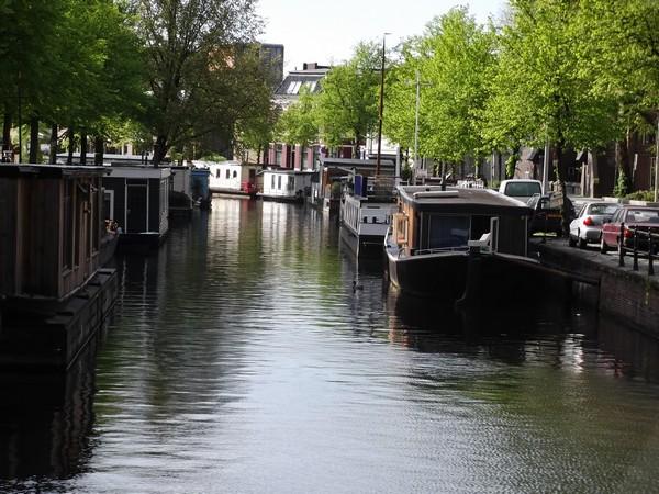 Groningen Houseboat