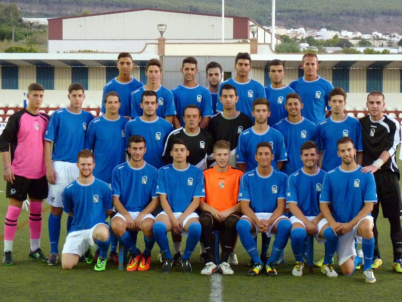 "Plantilla del Club Deportivo Alhaurino ""B"""