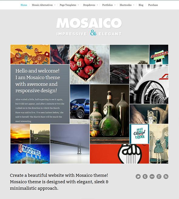 Mosaico Theme