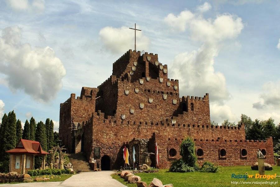 Sanktuarium Maryjne Kałków Godów - Golgota Wschodu