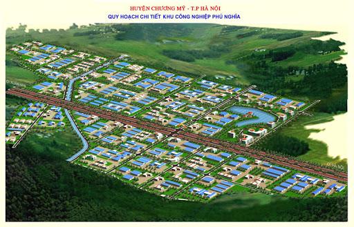 Điểm sáng kinh tế từ khu công nghiệp Phú Nghĩa Chương Mỹ Hà Nội
