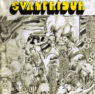 Svanfridur ~ 1972 ~ What's Hidden There?