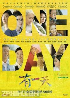 Có Một Ngày - One Day (2014) Poster