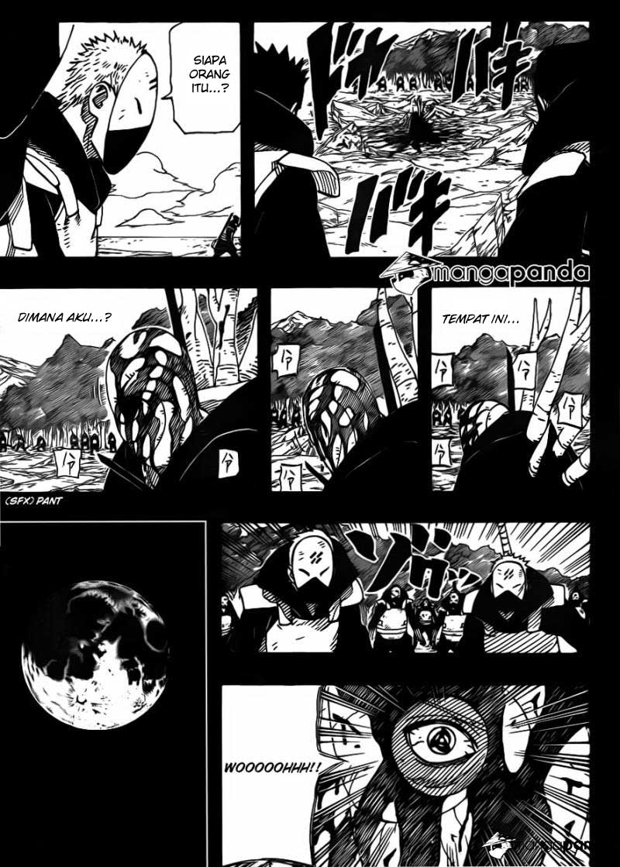 komik naruto 605 page 16