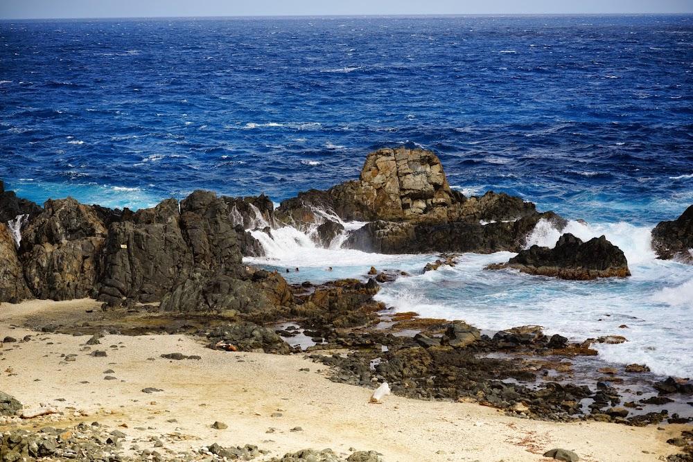 Arikok National Park - Conchi Natural Pool - Aruba