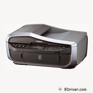 Tải driver máy in Canon PIXMA MX318 – hướng dẫn thêm máy in | May in