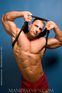 Competitve Canadian Bodybuilder Johnny Cruise