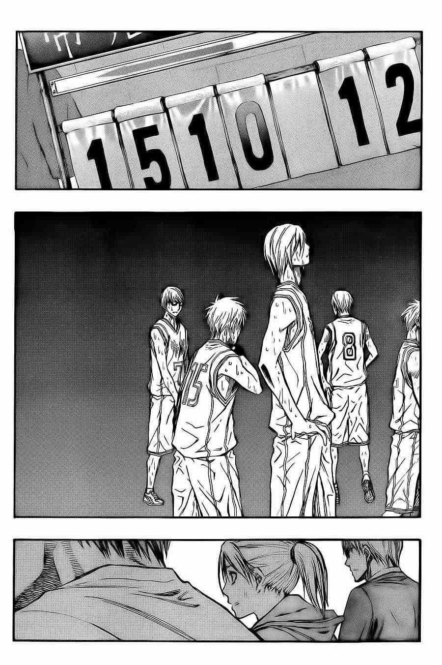Kuroko no Basket Manga Chapter 223 - Image 10