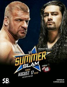 WWE SummerSlam 2014 PPV