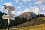 Bucegi: Muntele Obarsia