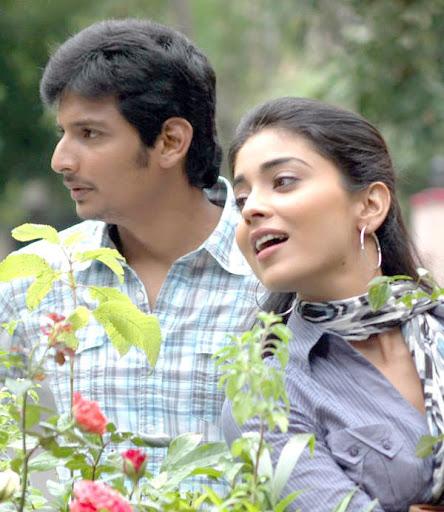 Jeeva Shriya Saran Rowthiram Movie Photo Stills